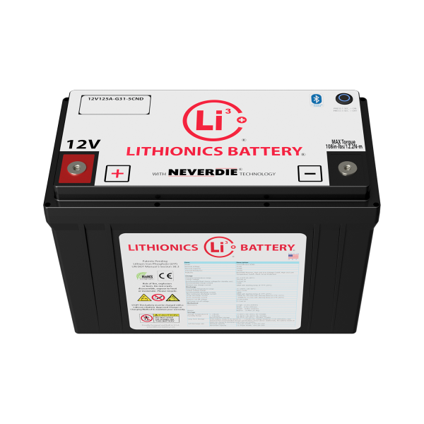 lithionics 12v 125ah battery